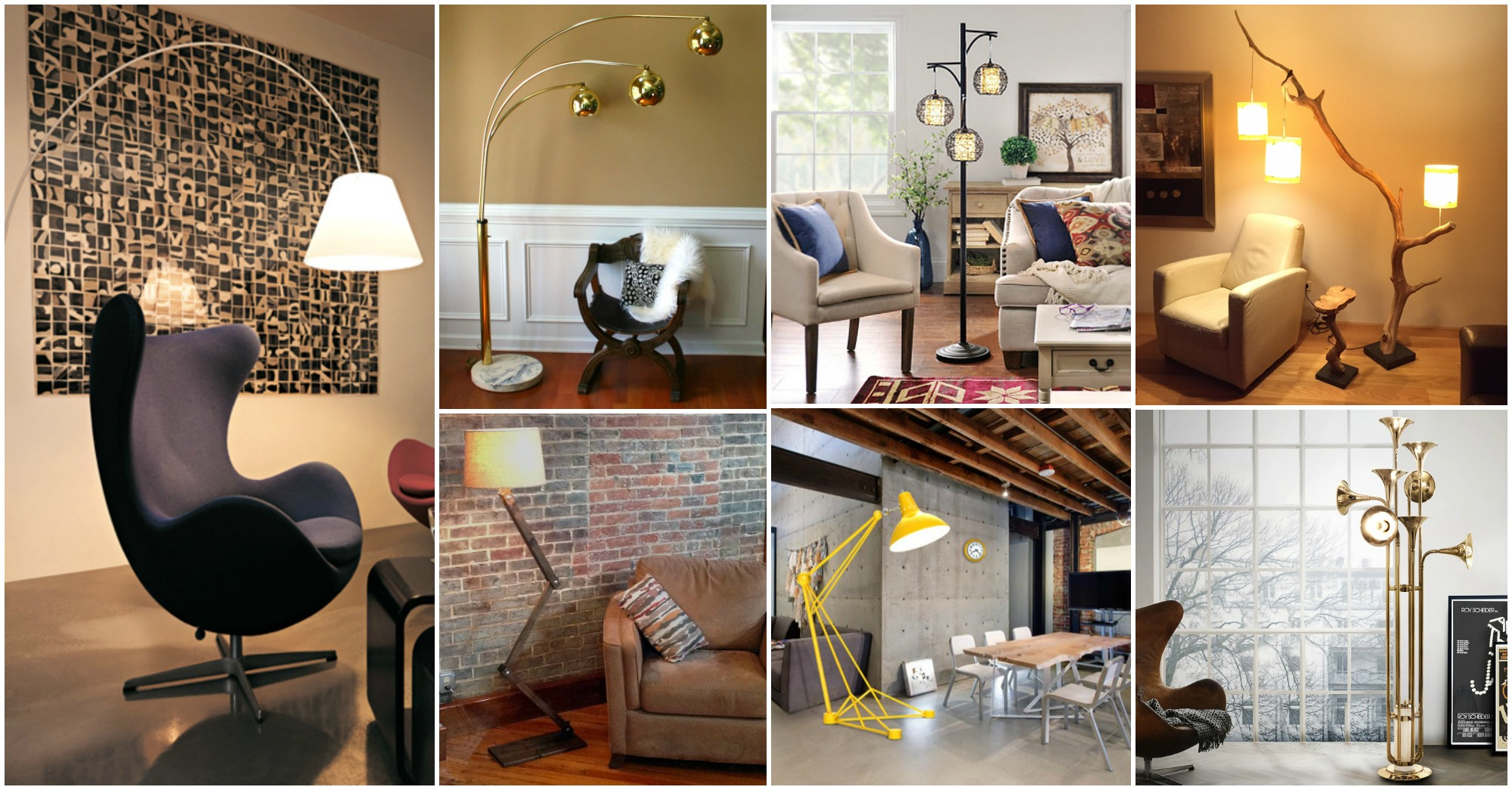Lamp Light Floor Bulb