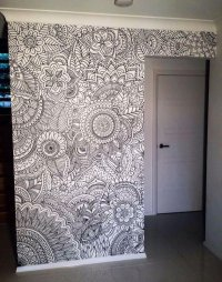 Cool Wall Art Drawings | www.imgkid.com - The Image Kid ...