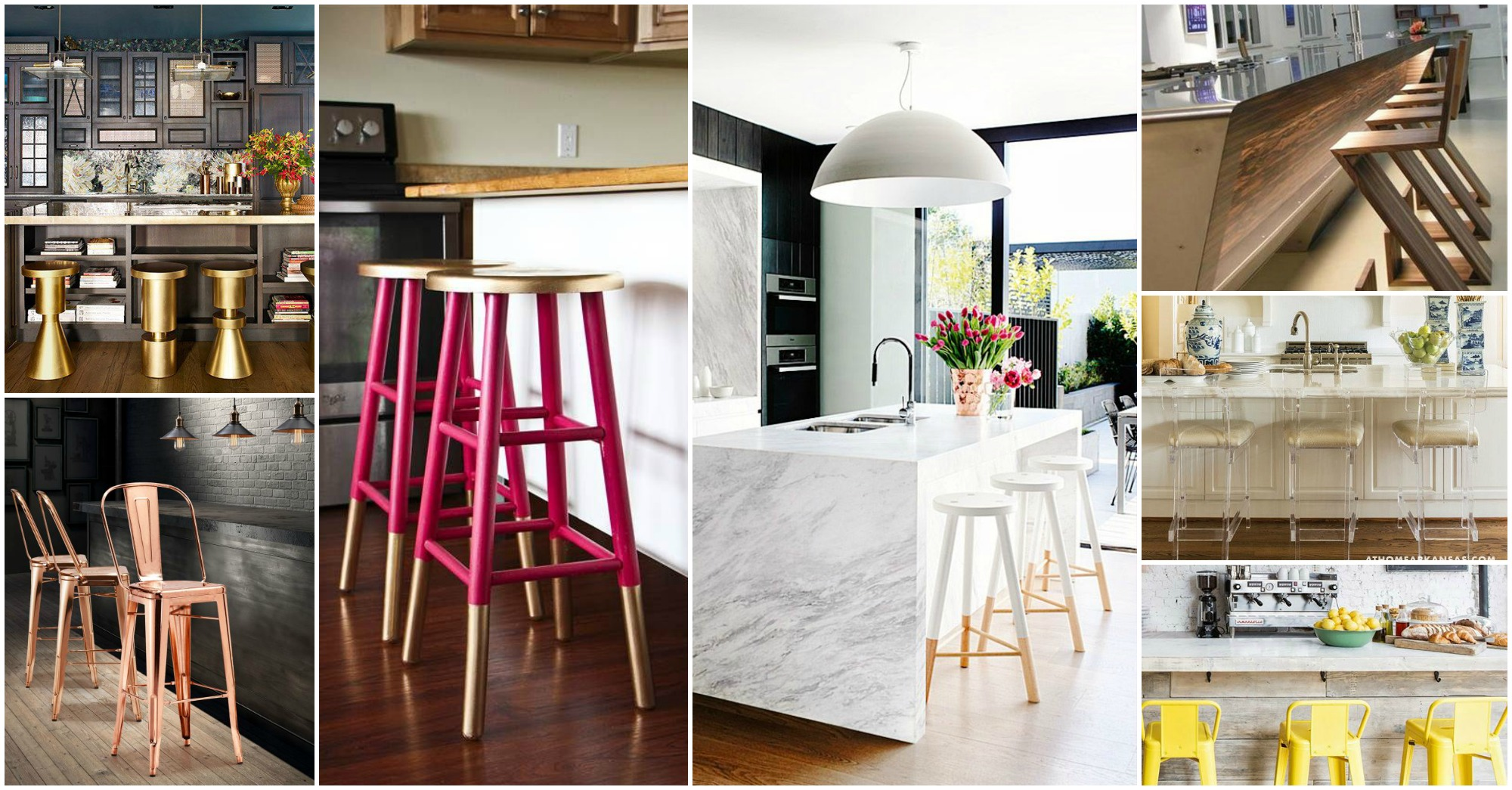 Elegant  Unique Bar Stools That Will Steal The Show