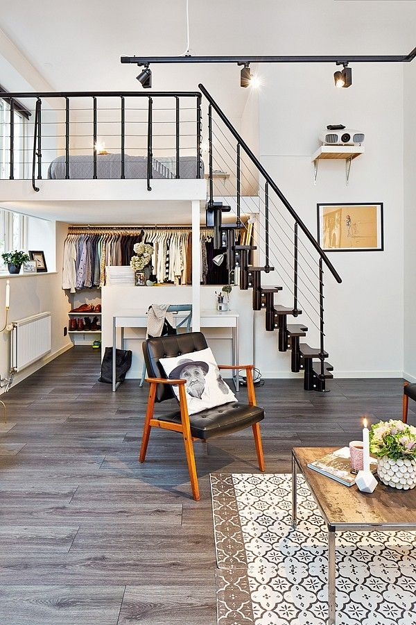 Chic Loft Bedroom Decor Ideas That Will Catch Your Eye