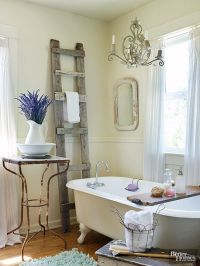 Brilliant Ideas On How To Make Your Own Spa-Like Bathroom