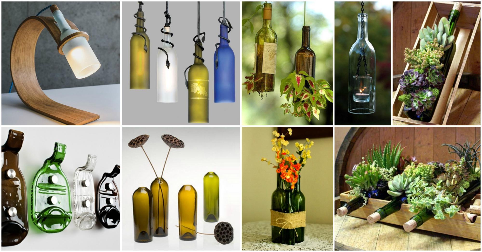 diy awesome bottle crafts