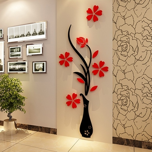 3d de pared decoración de ideas2