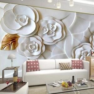 wall 3d decor blow mind living custom via paper