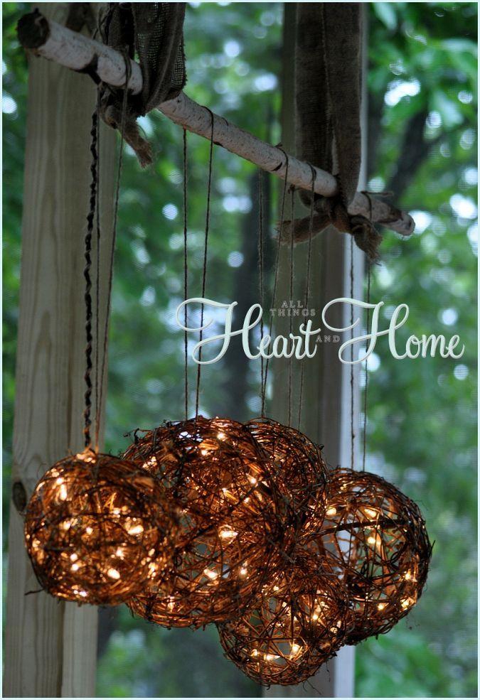 How Make Bowl Out Light Bulb