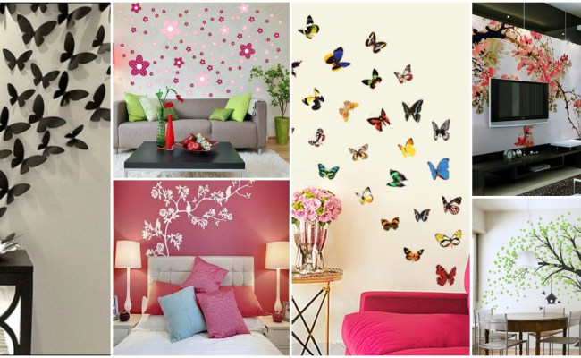 Fantastic Wall Decor Designs That You Will Have To See