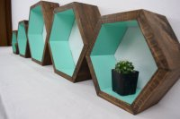 The Most Amazing Hexagon Shelf Ideas For Your Home