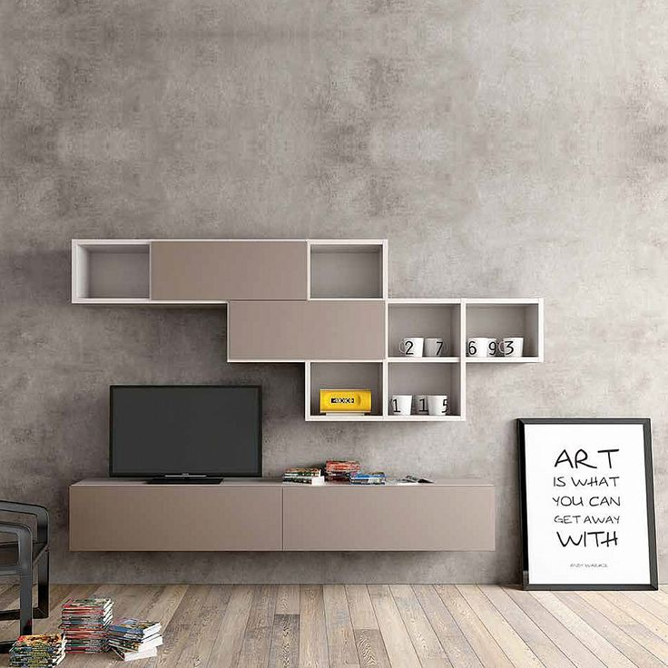 Modern TV Units For Memorable Home Moments