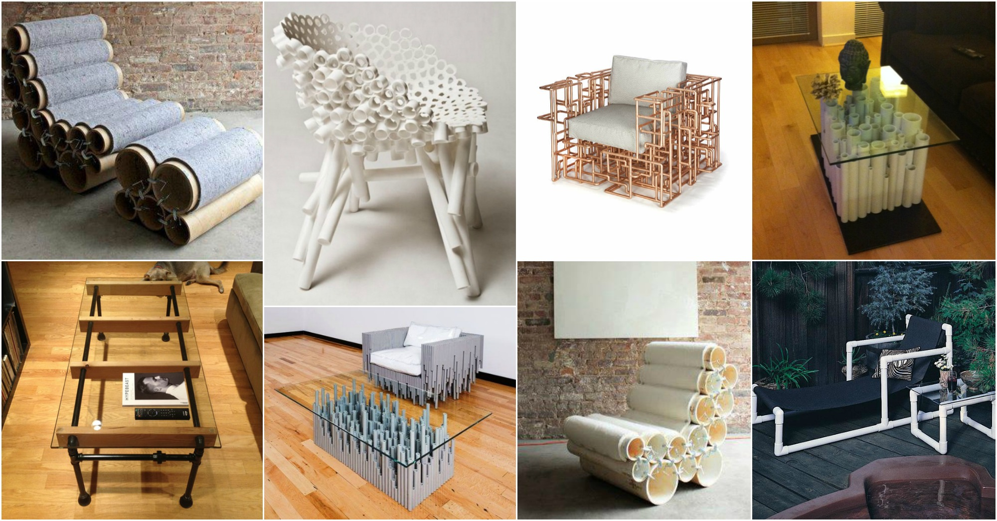 16 PVC Pipes Furniture Ideas That Will Fascinate You