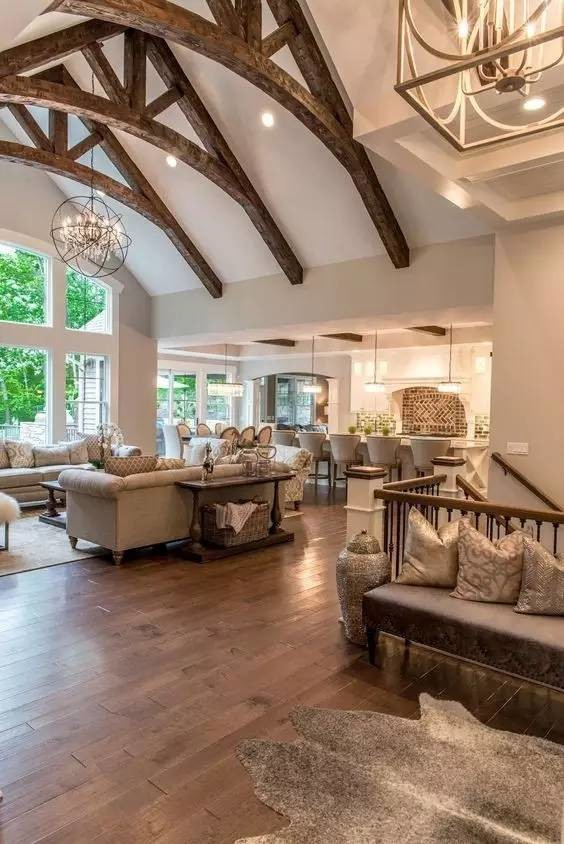 Stunning Ranch Living Rooms That Will Steal The Show