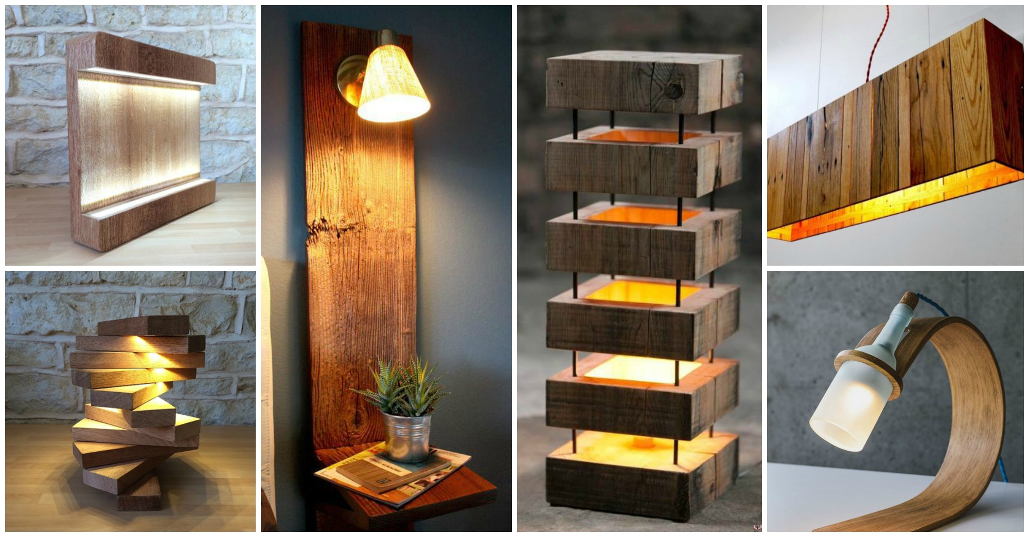 Inspiring Ideas On How To Turn Wooden Pallets Into Creative Lamps