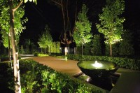 Fantastic Garden Landscape Ideas at Night That Will Make ...