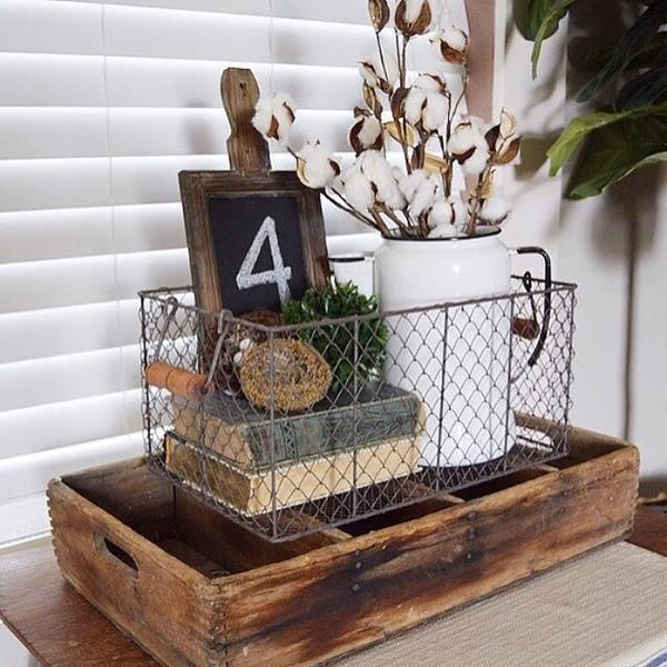 Wire Baskets Interior Ideas That You May Implement In Your