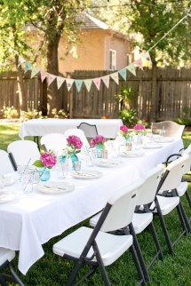 Backyard Party Decorations Unforgettable Moments