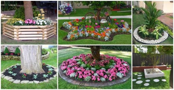 fascinating flower beds