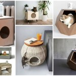 Creative Cat Beds As Side Tables That Are Simply Adorable