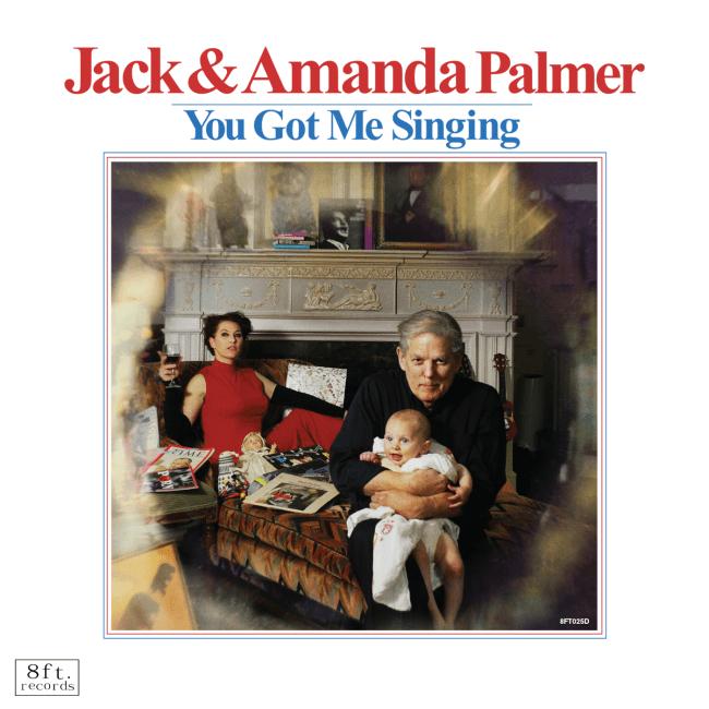 Jack and Amanda Palmer You Got Me Singing