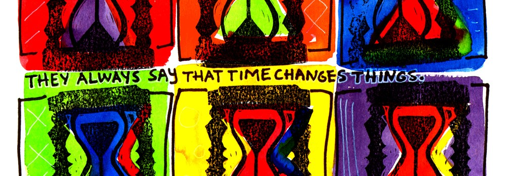 Warhol Changes Quote