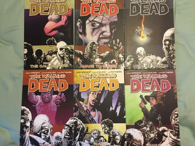 The Walking Dead 7-12
