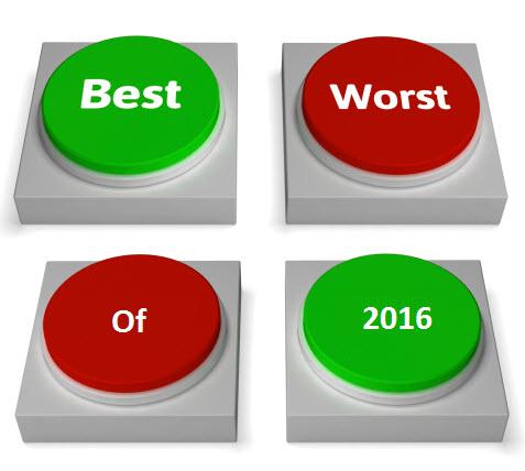 Best-Worst of 2016