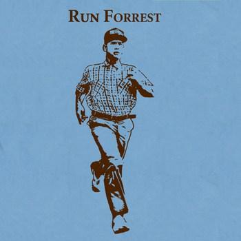 run forrest graphic image meme