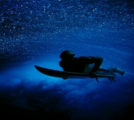 laird hamilton underwater training