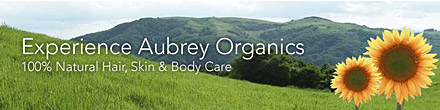 Aubrey Organics vs Proactiv Acne Treatment