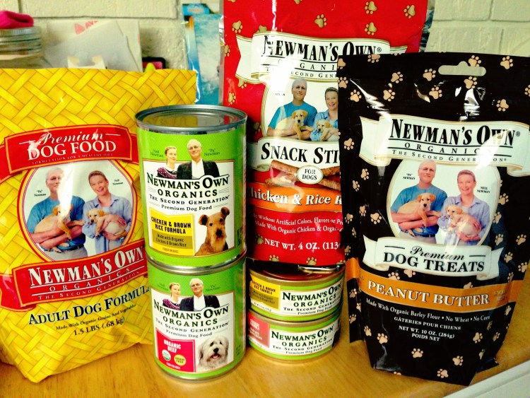 Newman's Own Organics Dog Food Review