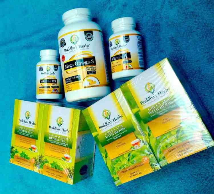 Buddha's Herbs Supplements Tea Review