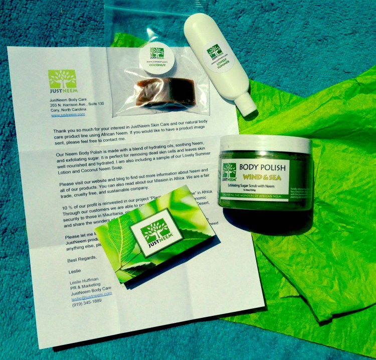 Just Neem Body Care Review