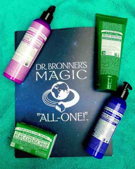 dr bronners skin hair organic