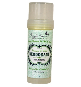Purple Prairie Botanicals natural deodorant