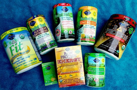garden of life supplements