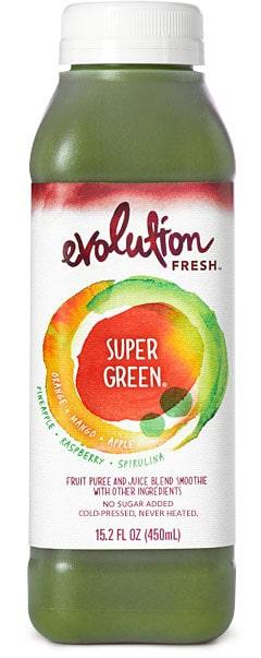 evolution super green