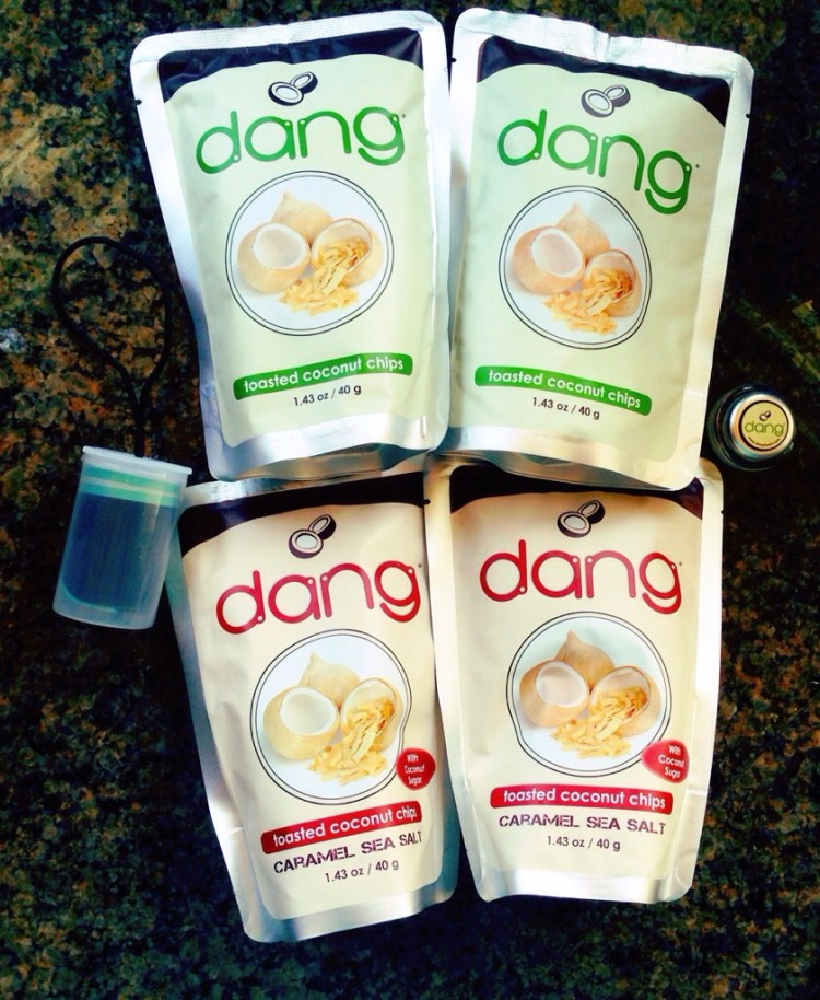 Dang Foods Coconut Chips Review