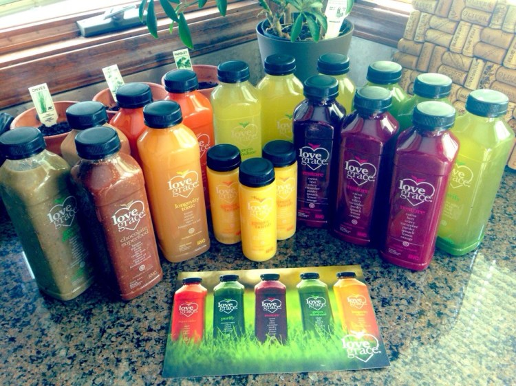 Love Grace Juice Cleanse Review