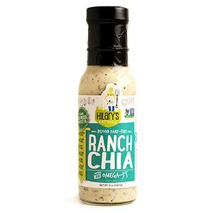 hilary's eat well ranch chia dressing