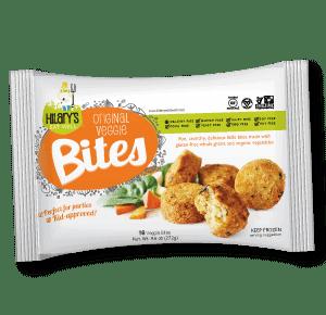 hilary's eat well review original veggie bites