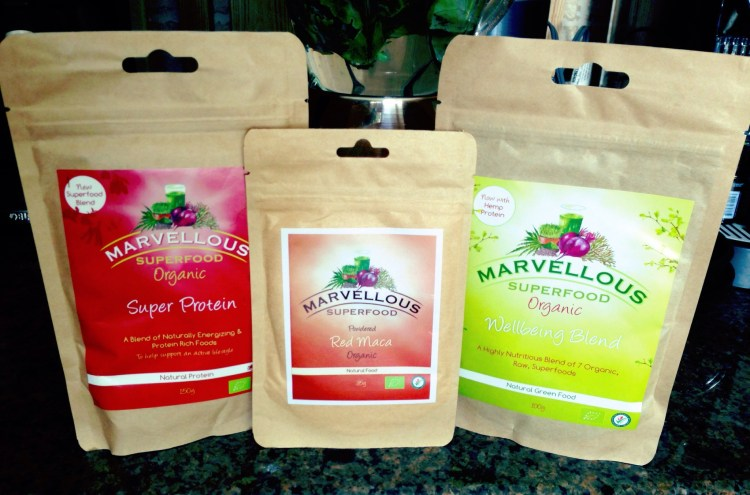 Marvellous Organics Superfood Review