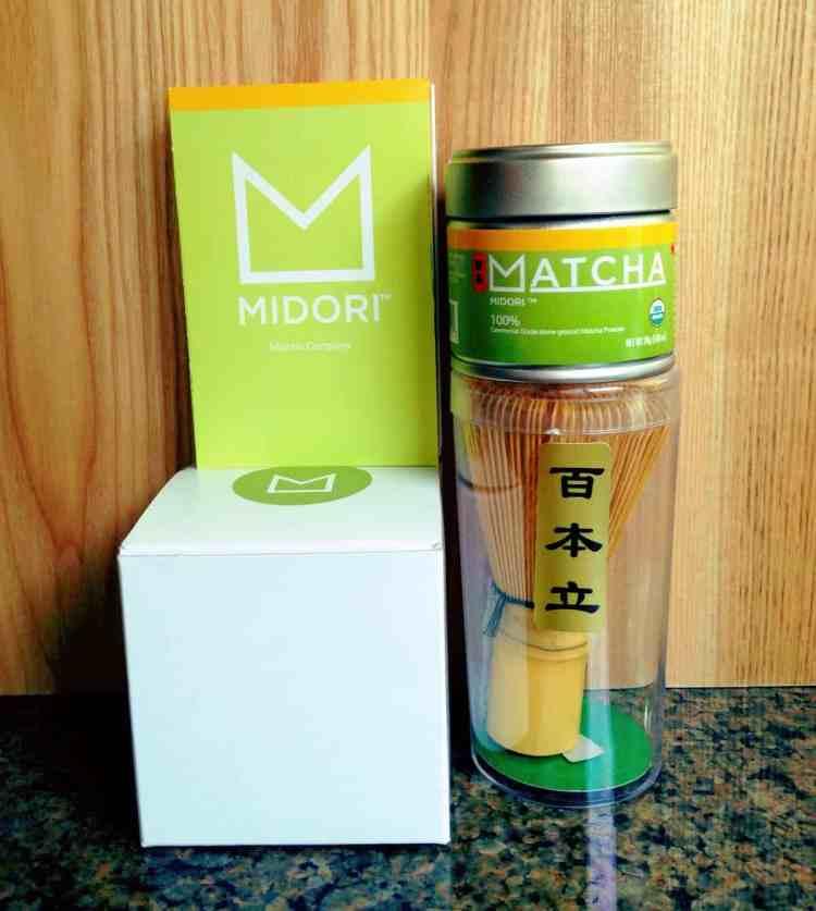 midoro organic matcha powder review
