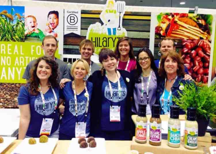 hilary's eat well 2015 Expo West Photo Recap