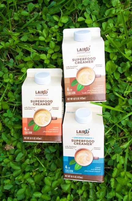 laird superfood liquid creamers