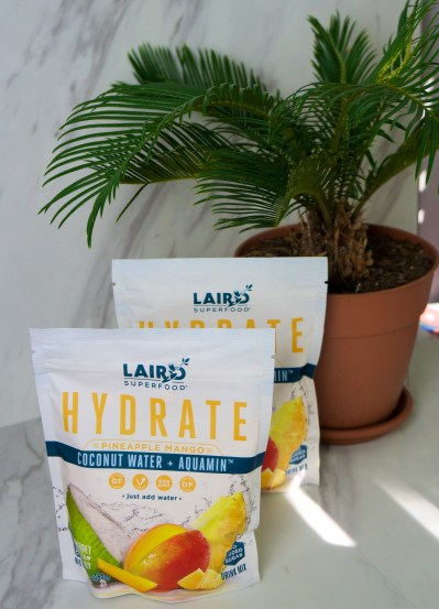 laird superfood hydrate coconut water