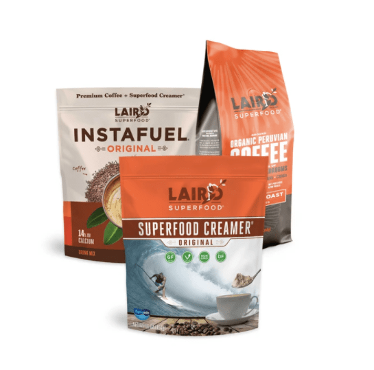 Wellness Holiday Gift Guide 2020 laird superfood