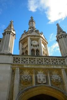 King's Entrance.