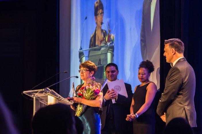 Regina Rodrigues, 2018 MAPS Manuel N. Coutinho Outstanding Volunteer Award