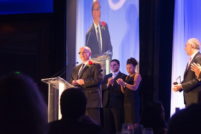 Fernando Castro, 2018 MAPS Alvaro Lima Outstanding Business Award