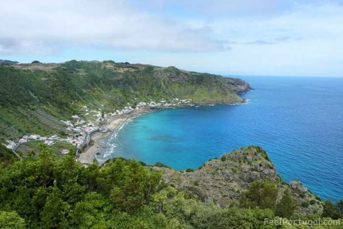 Baía de São Lourenço - Bay of São Lourenço, Santa Maira Island, Azores. (Photo: Diane Fontes/FeelPortugal.com)