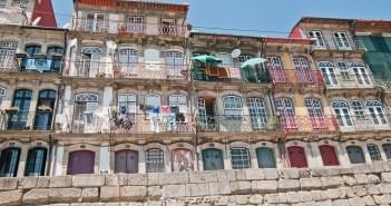 Ribeira in Porto, Portugal