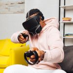 Feelreal Multisensory VR Mask adds more immersion, smell and haptics to Oculus Rift S and Oculus Rift